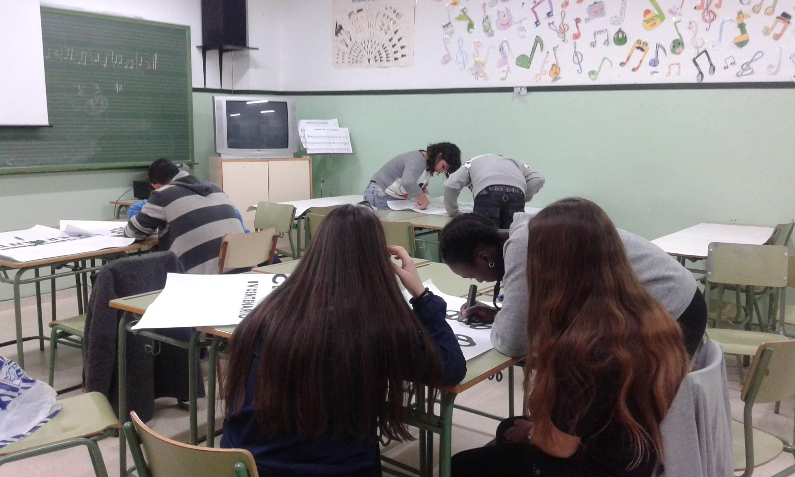 Preparativos IV Centenario 2