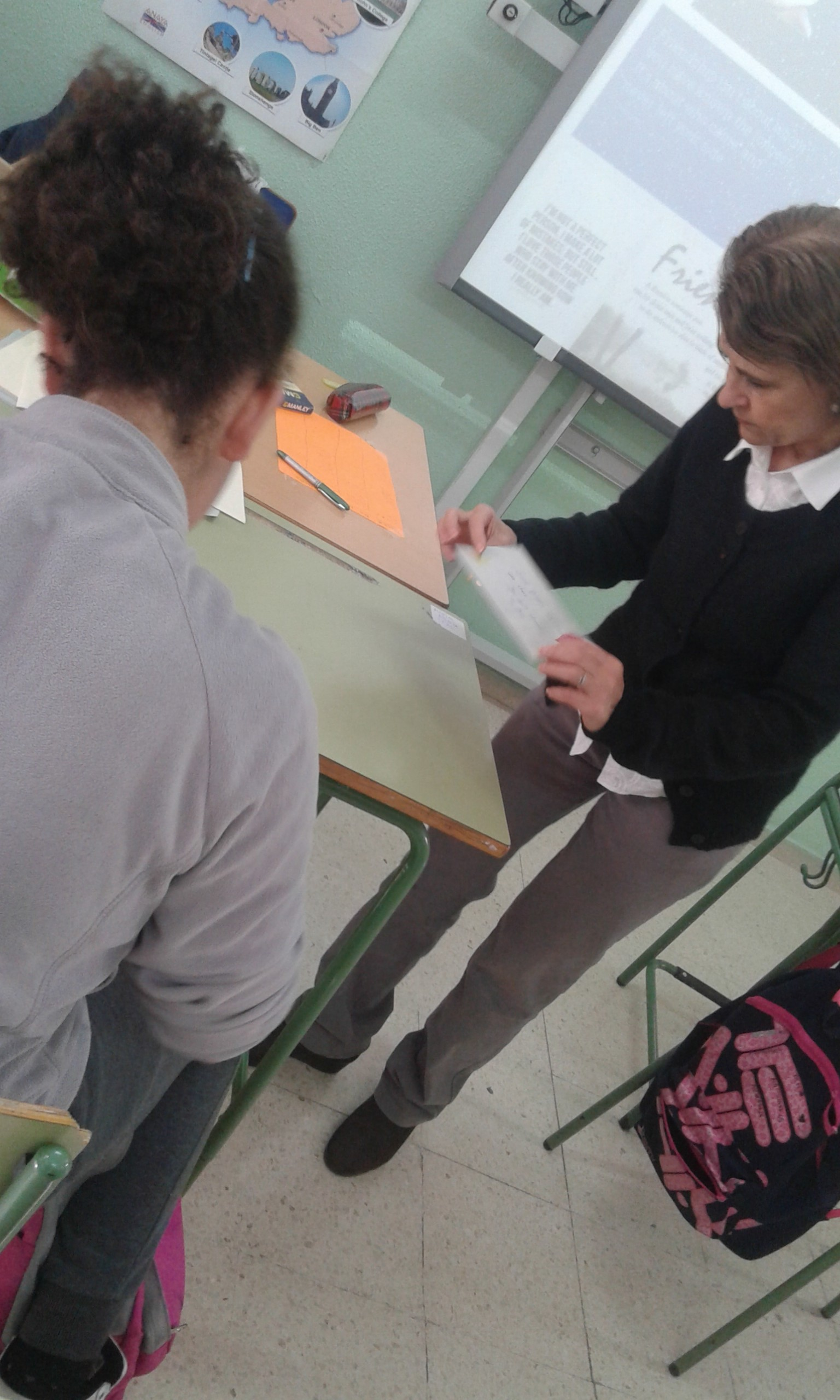 "Taller de ""Bookmarks with quotations in English"" 1"