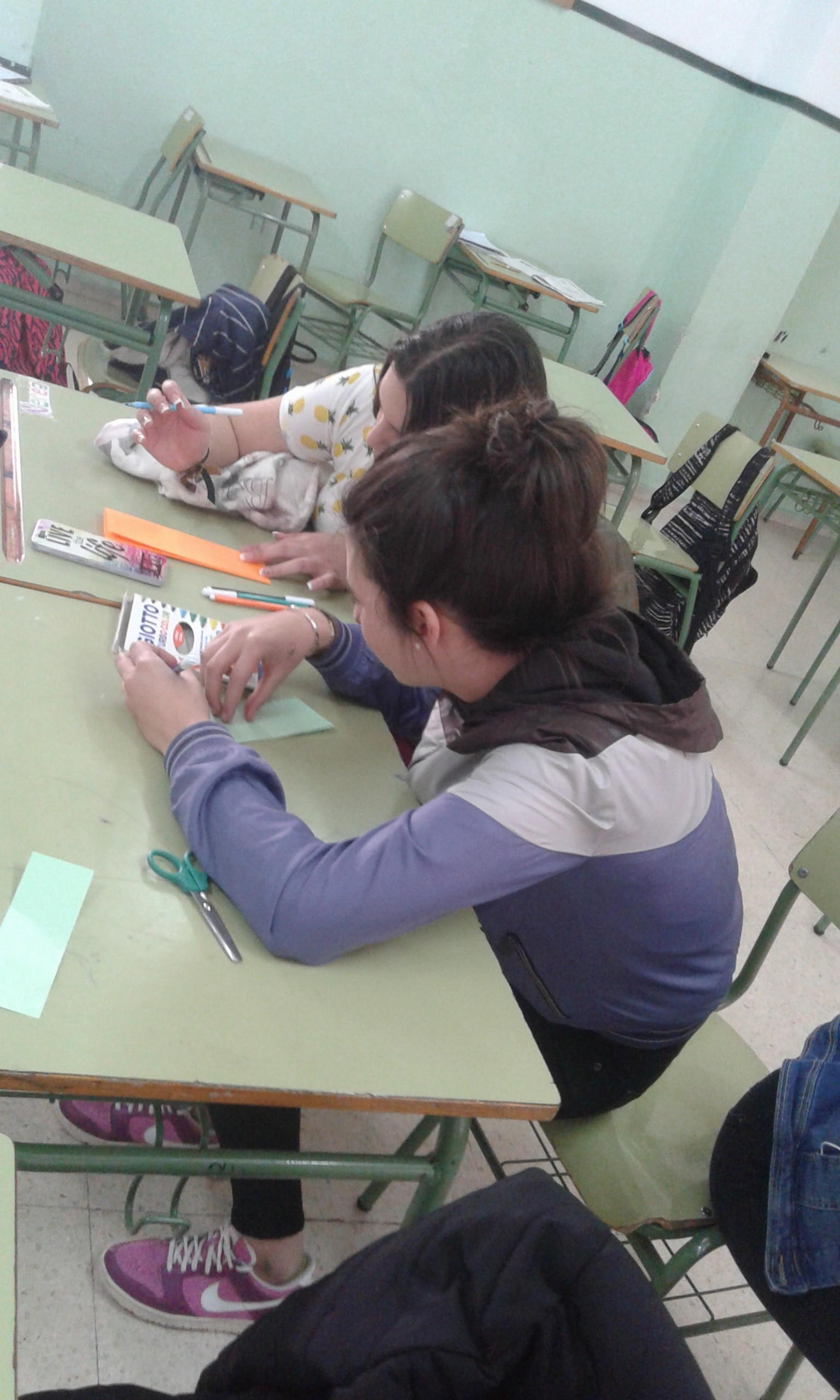 "Taller de ""Bookmarks with quotations in English"" 3"