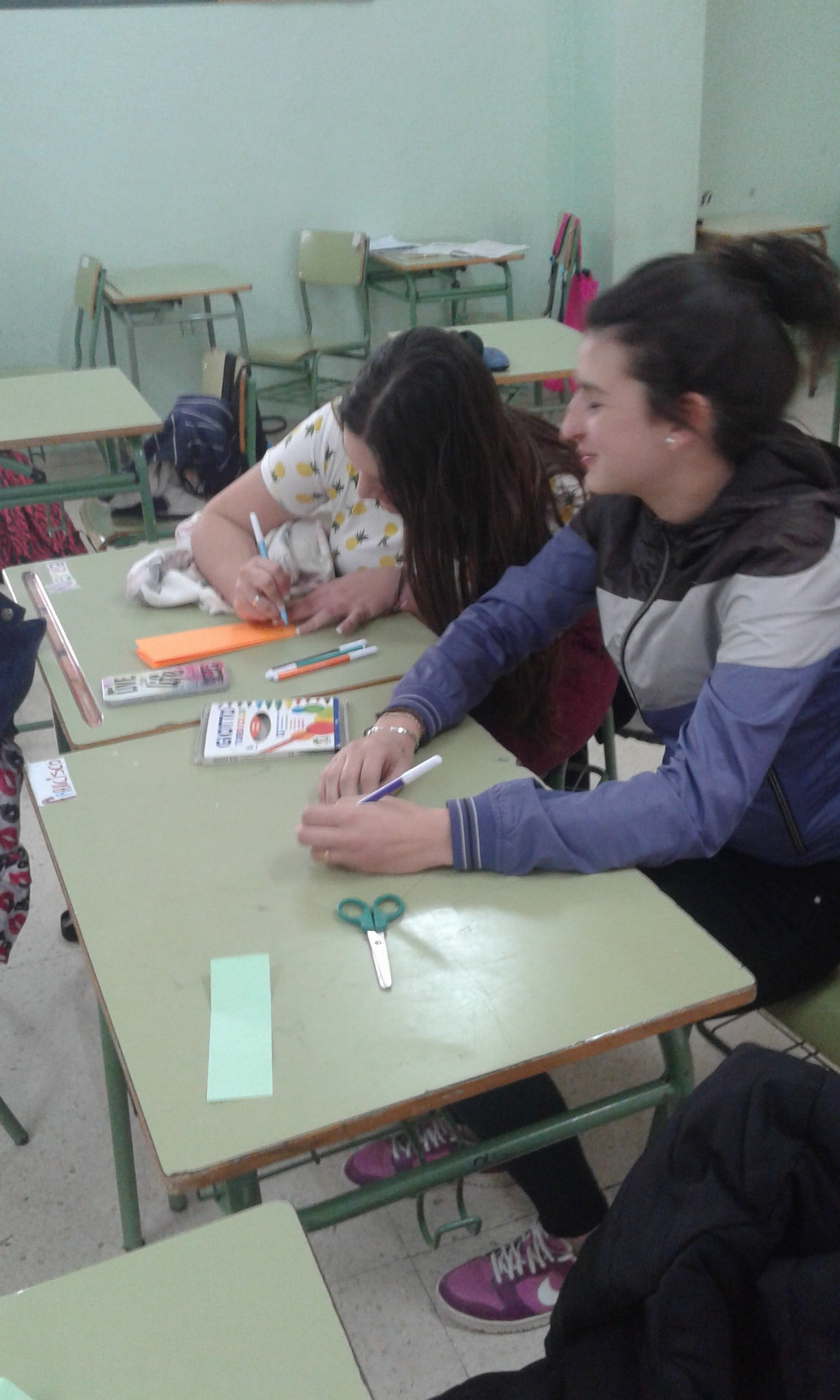 "Taller de ""Bookmarks with quotations in English"" 4"