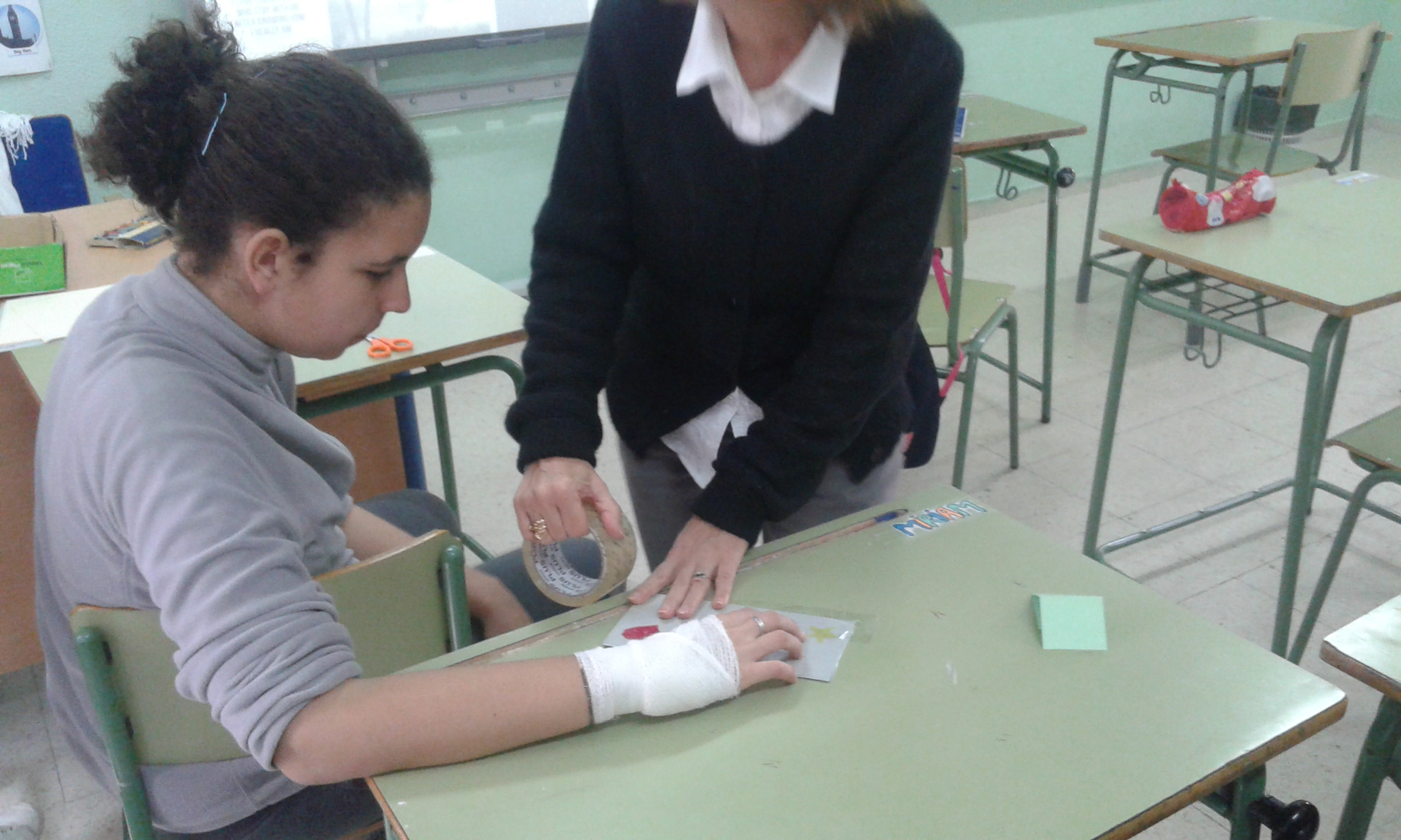 "Taller de ""Bookmarks with quotations in English"" 6"